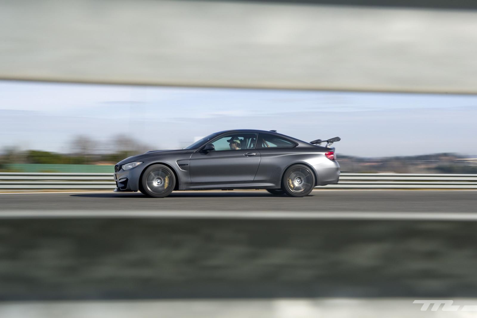 Foto de BMW M4 GTS (Prueba) (30/38)