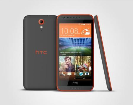 HTC Desire 620 llegará a Europa en enero