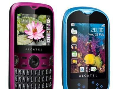 Alcatel One Touch Mini y Tribe, sus nuevos teléfonos en España