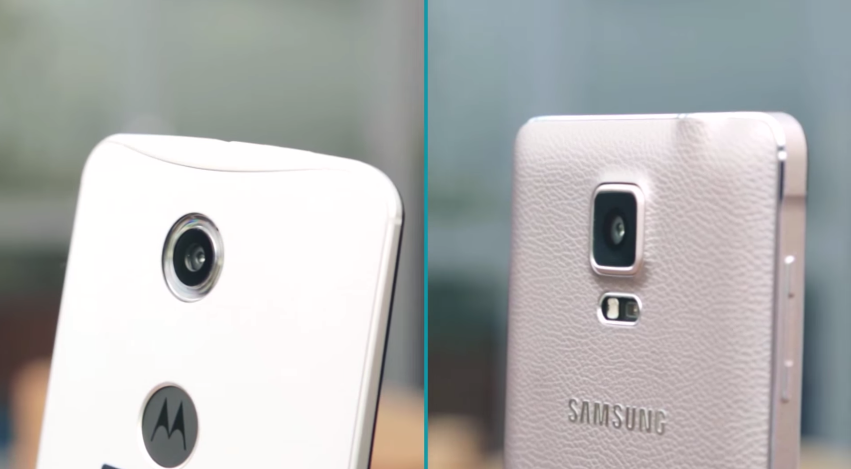 Nexus 6 Vs Note 4 6 6