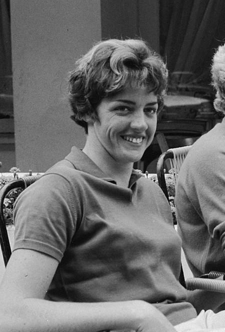 Margaret Court 1964