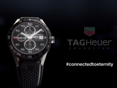 Tag Heuer Connected, un smartwatch que puedes convertir en mecánico cuando se quede obsoleto