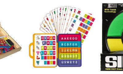 Las 22 mejores ofertas en juguetes educativos para niños y niñas