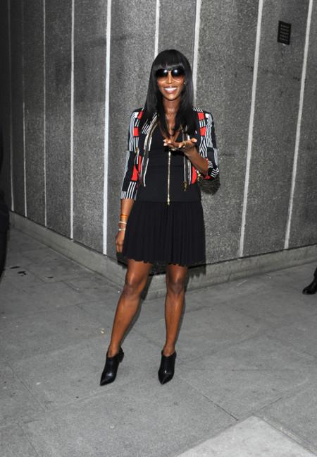 Duelo de mujeres de moda enamoradas de McQueen: ¿Naomi Campbell o Anna Wintour?