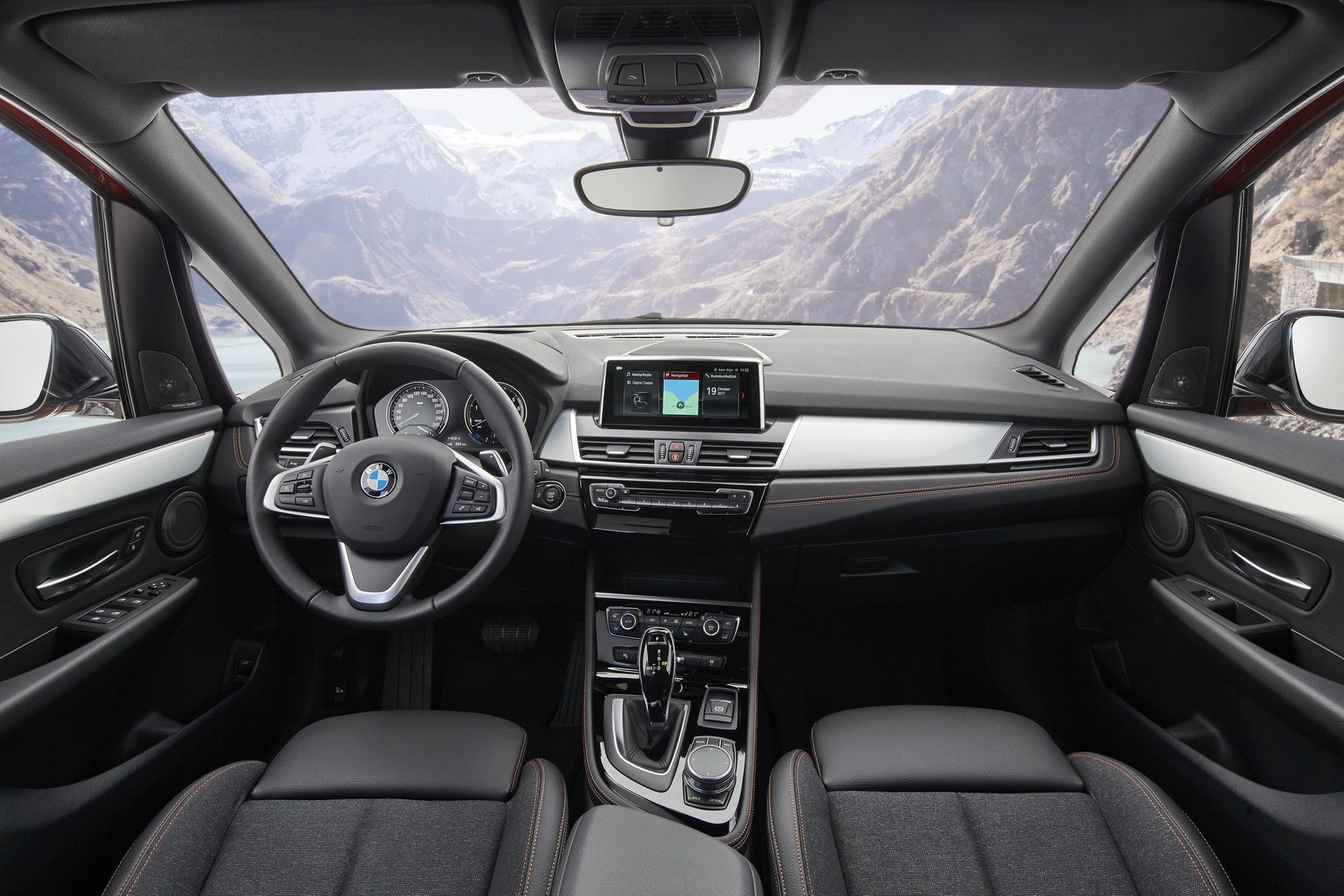 Foto de BMW Serie 2 Active Tourer (26/32)