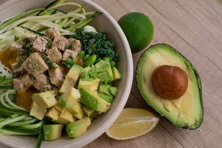 Avocado Blur Bowl 1484522