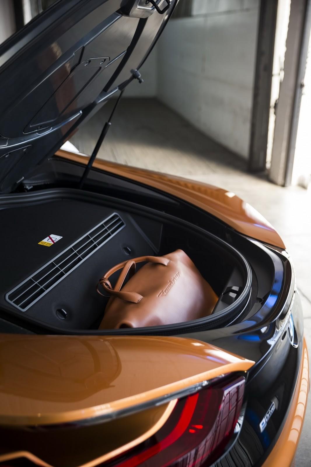 Foto de BMW i8 Roadster (primeras impresiones) (19/30)