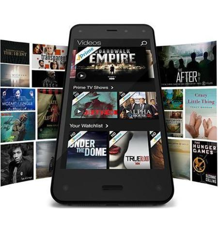 Amazon se equivoca con su Fire Phone