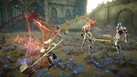Babylon's Fall tendrá una beta cerrada para PC, aunque se centrará en probar aspectos técnicos del título de Platinum Games