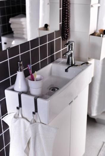 Lavabo de Ikea diseñado por Inma Bermúdez
