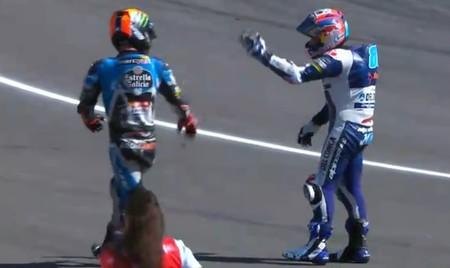 Accidente Gp Jerez Moto3 2018 3