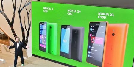 México el mercado potencial para Nokia X