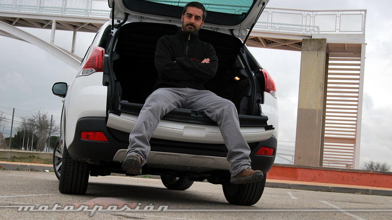 Foto de Peugeot 3008 y 5008 2014 (presentación) (5/22)