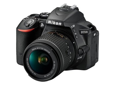 La Nikon D5500 con objetivo 18-55 mm estabilizado, más barata que nunca en eBay: sólo 499,90 euros