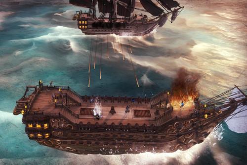 Abandon Ship quiere ser un FTL con piratas, pero aún está muy lejos de ofrecer un viaje perfecto