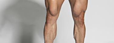 17 ejercicios para trabajar tus piernas sin equipamiento alguno