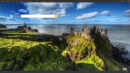 Bing.com incorpora imágenes en HD a sus fondos y añade Office Online a la barra superior de accesos