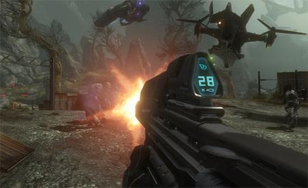 'Halo: Reach', nuevas imágenes y concept art