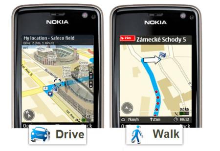 Nokia 5800 Navigation Edition, a medio camino entre un teléfono y un GPS