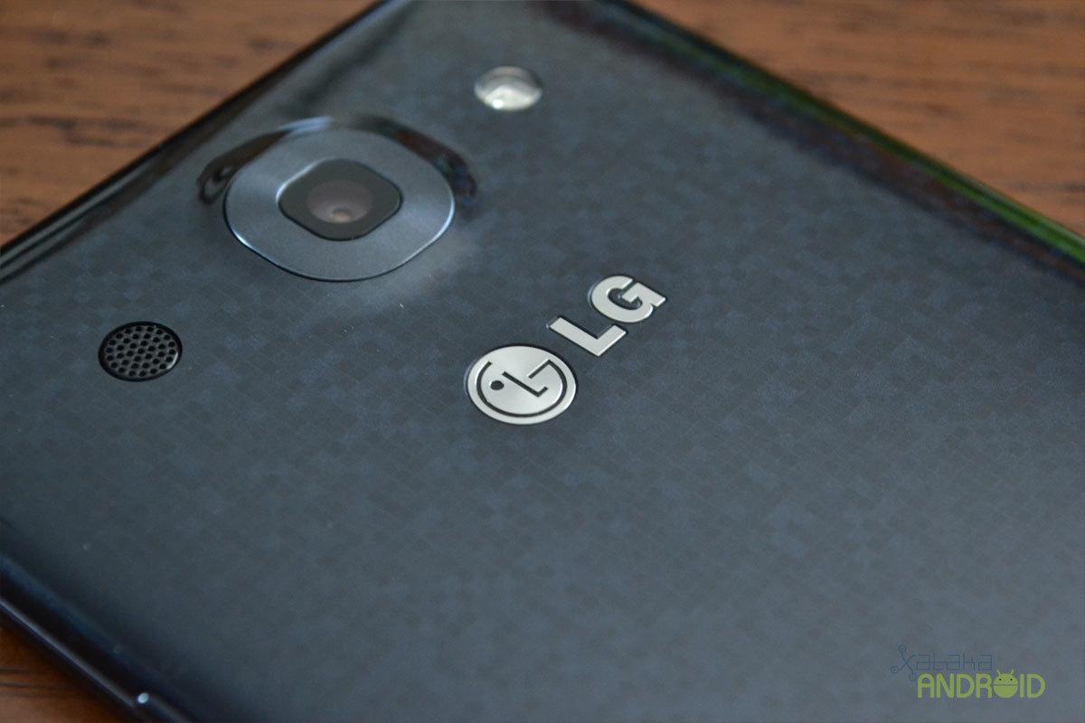 Foto de LG Optimus G Pro, galería de imágenes (4/16)