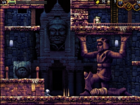 La versión para WiiWare de 'La-Mulana' está al caer (¡por fin!), y aquí tenemos su tráiler. Si os gustan los 'Castlevania', atentos