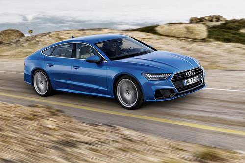 Audi A7 Sportback 2018: ahora 'mild-hybrid' y tan tecnológico como el A8