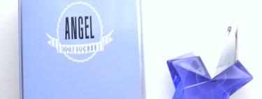Entre lo afrutado y lo goloso: probamos Angel Eau Sucree de Mugler