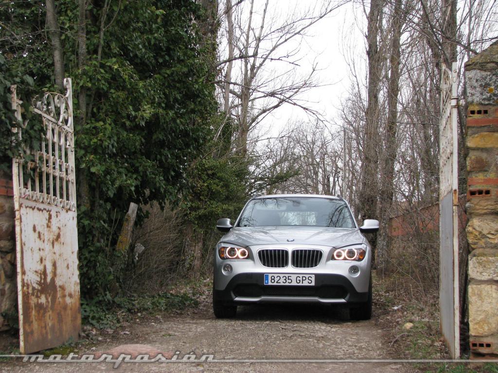 Foto de BMW X1 xDrive23d (prueba) (3/34)