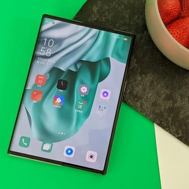 OPPO X 2021, primeras impresiones: los móviles con pantalla extensible son una seria alternativa a los plegables