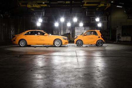 crash test smart fortwo 2014