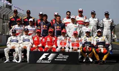 Comienza a moverse el mercado de pilotos para 2009