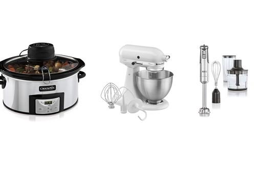 12 ofertas en accesorios y pequeños electrodomésticos para la cocina en la semana del Black Friday de Amazon