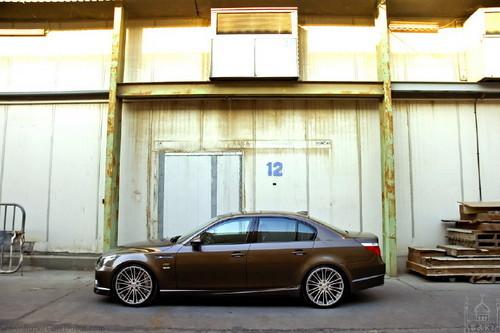 Foto de BMW M5 Hurricane G-Power (12/16)