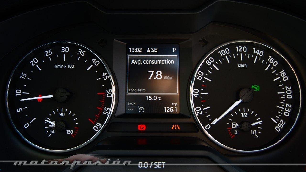 Foto de Škoda Octavia 2013 (presentación) (43/58)