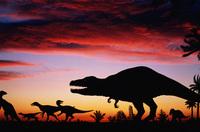 Paseando entre dinosaurios: Dinópolis