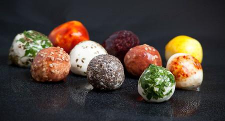 Envoltorios de alimentos comestibles y sostenibles para el medio ambiente