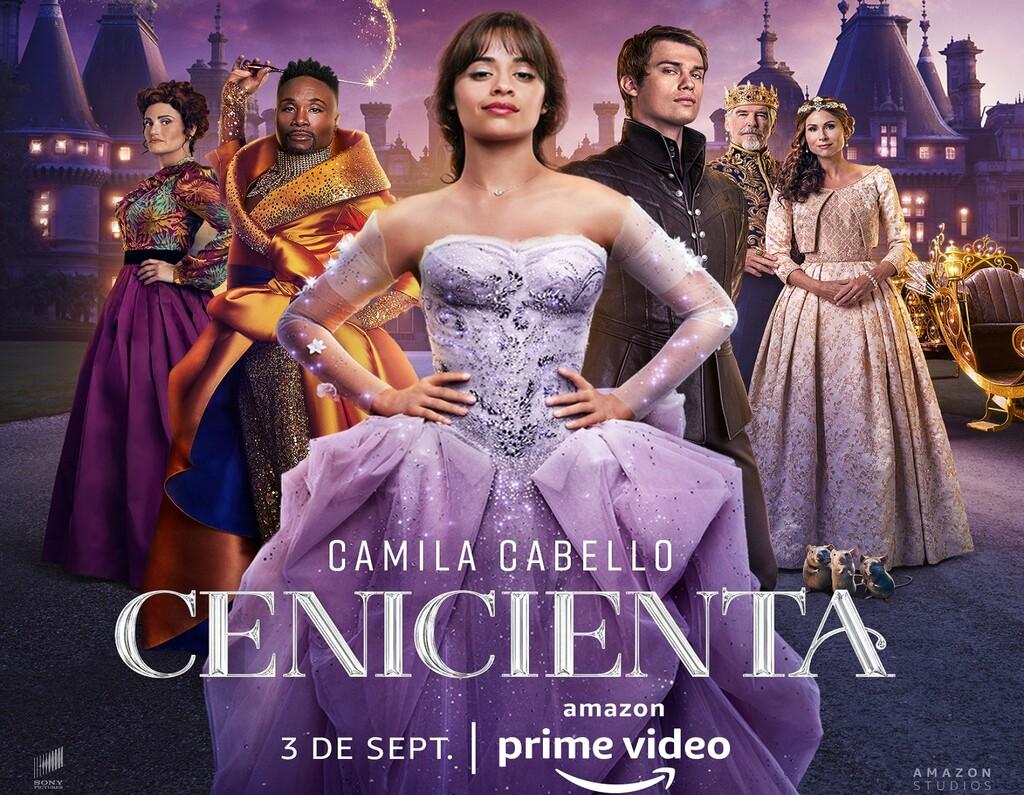 'Cenicienta': una festiva revisión del cuento de hadas en Amazon que acaba resultando algo irritante pese al desparpajo de Camila Cabello