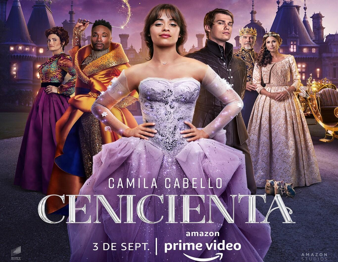Cenicienta': una festiva revisión del cuento de hadas en Amazon que acaba  resultando algo irritante pese al desparpajo de Camila Cabello