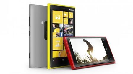 Nokia vendió 4.4 millones de teléfonos Lumia en el último trimestre de 2012