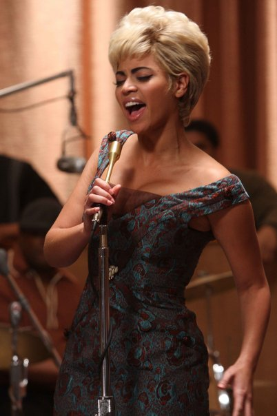 Beyoncé como Etta James