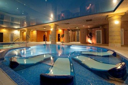 Hoteles con Spa de Lujo: Gran Hotel Elba Estepona & Thalasso Spa