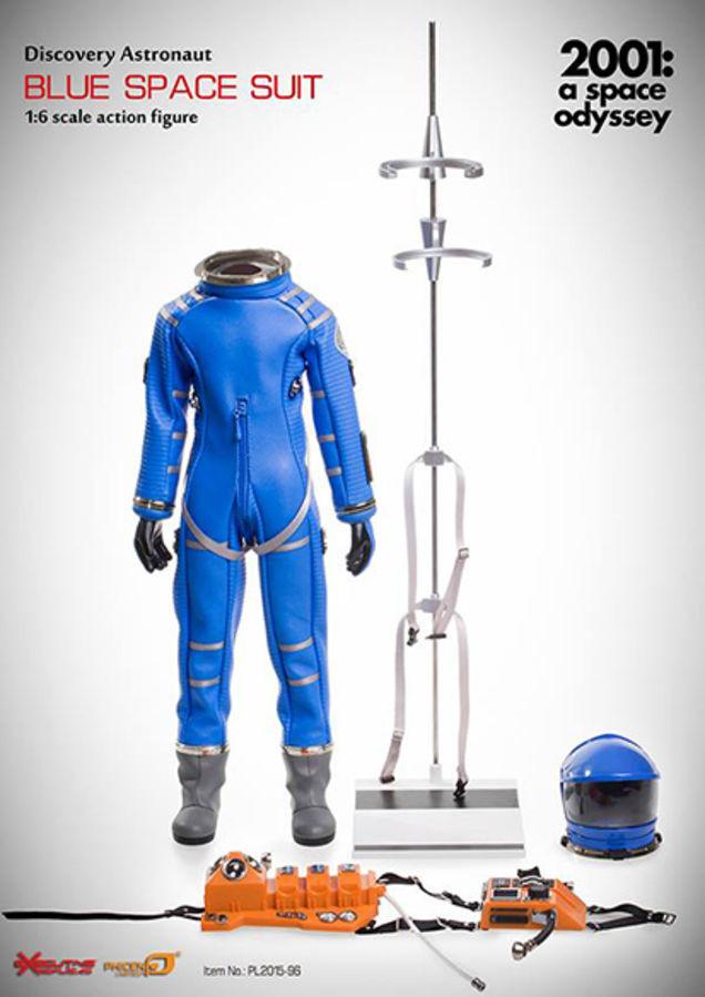 Blue Space Suite