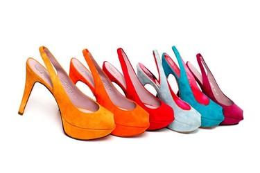 Colección sandalias Primavera-Verano 2011 de Jaime Mascaró:¡viva el color!