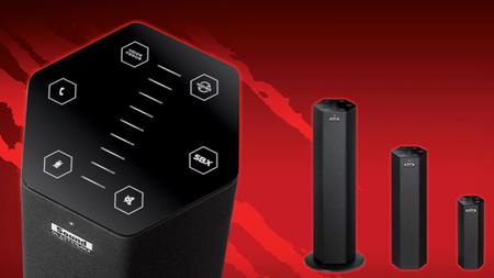 La línea de altavoces inalámbricos Sound BlasterAxx, perfectos para tener nuestro salón libre de cables