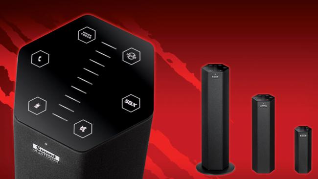 Creative Sound BlasterAxx, los altavoces inalámbricos perfectos para tener nuestro salón libre de cables