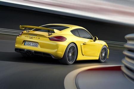 Habrá un Porsche muy deportivo en Ginebra, y no hablamos del Cayman GT4