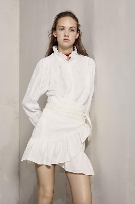 Clonados y pillados: ¡Cazados tres clones de la falda it de la temporada (sí, de Isabel Marant)!