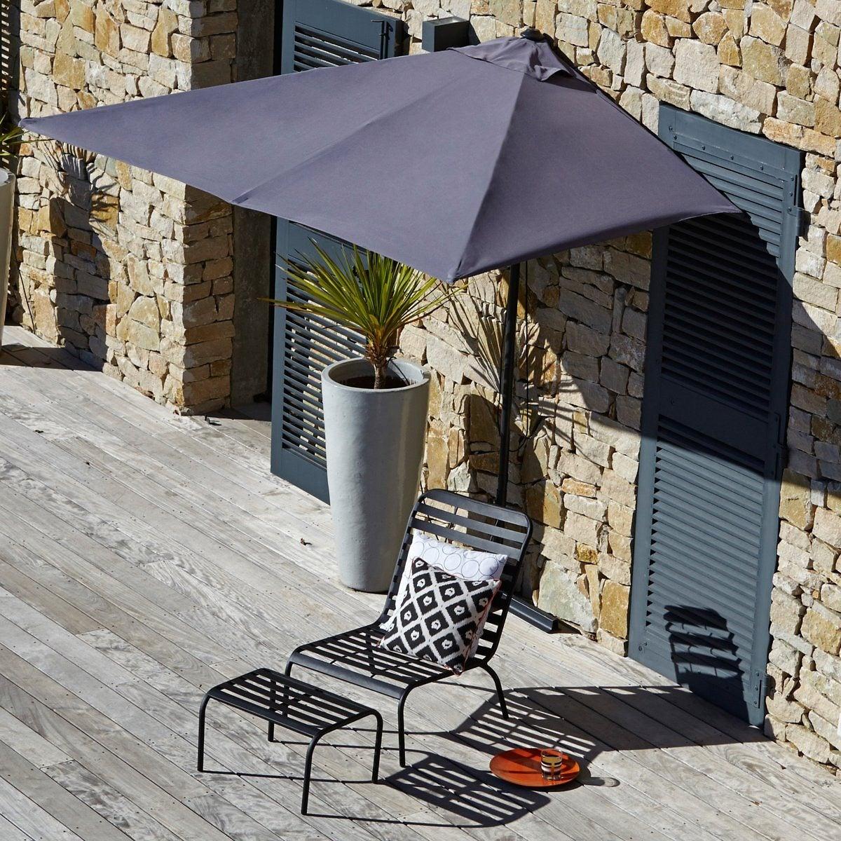 Parasol para balcón