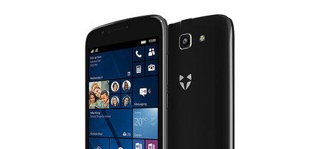 ¿Creías que no verías nuevos teléfonos con Windows 10 Mobile? El Wileyfox Pro for Windows llega al mercado en unos días
