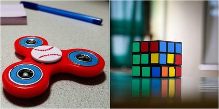 """El Fidget Spinner """"resucitó"""" el cubo de Rubik"""